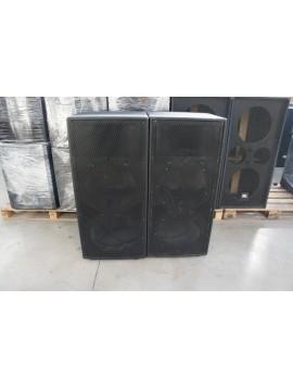 Cajas Vacias 2x15 + Motores K8 + Filtros + Portes